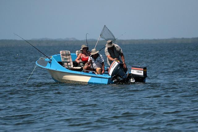 The Basics of Deep Sea Fishing